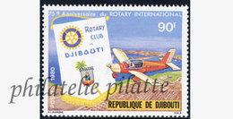 -Djibouti 515**Avions,Rotary - Dschibuti (1977-...)