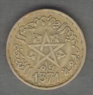 MAROCCO 10 FRANCS 1371 - Marocco