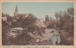 12k - 79 - Saint-Varent - Deux-Sèvres - Le Thouaret Au Moulin De Mont-Rabais - Combier - France