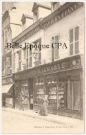 27 - ÉVREUX - Librairie-Papeterie G. LEBIGRE - 40 Rue Chartraine +++++++ RARE / Carte PUBLICITAIRE - Evreux
