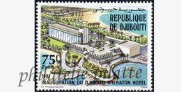-Djibouti 543**Architecture - Djibouti (1977-...)