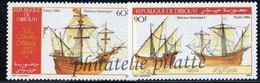 -Djibouti 620/21**Colomb - Dschibuti (1977-...)