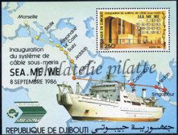-Djibouti Bloc   5** - Dschibuti (1977-...)