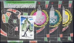 -Djibouti Bloc  18/20(M)obl** - Djibouti (1977-...)