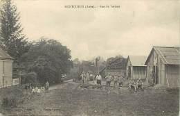 Depts Divers- Aube- Ref  R 64 - Montgueux - Rue De Verdun - Militaires - Militaria - Guerre 1914-18 - - Francia