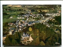 CP - Seilhac (19) Vue Generale Aerienne Le Chateau Et Son Parc - Autres Communes