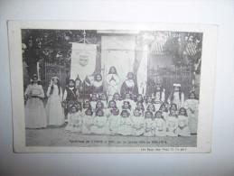 2vae - CPA - Apothéose De Jeanne D´Arc, Par Les Jeunes Filles De MAILLANE -  [13]  - Bouches Du Rhône - Francia