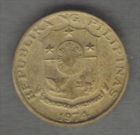 FILIPPINE 5 LIMANG SENTIMOS 1974 - Filippine