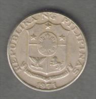 FILIPPINE 25 LIMANG SENTIMOS 1971 - Filippine