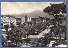 MARINA DI MASSA - F/G   B/N  Lucida -  Piazza F.BETTI  (260809) - Massa