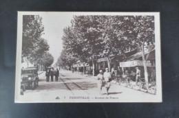 Ferryville   Avenue De France - Tunisie