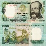 PERU       1000 Soles De Oro      P-118       3.5.1979       UNC - Pérou
