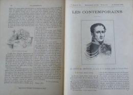CONTEMPORAINS1894N�115: GENERAL DROUOT(1774-1847) NE A NANCY/SAGE DE LA GRANDE ARMEE