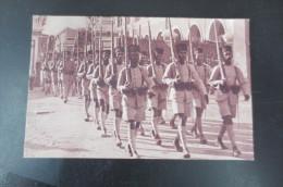 Troupes Coloniales  Cipayes De L'inde - Manovre
