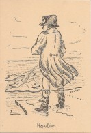 """NAPOLEON """" Grands Hommes Dans Un Petit Endroit """" D´après Van Guy - Satirisch"""