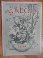 L� illustration  (N� 2931 - 29 Avril 1899) Salon