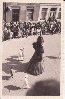 Photo Cortège D´ ATH En 1945 (6,7 Cm Sur 10,5 Cm) - Photos