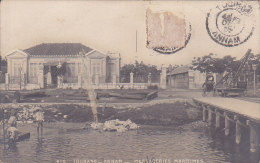 "Carte-Photo Réf-JP-P-782 (  Indochine "" Viet-Nam "" )      TOURANE-ANNAM      Les  Messageries  Maritimes - Vietnam"
