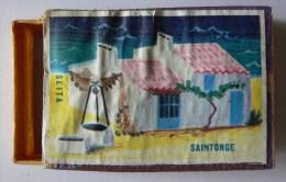 """Série """"Maisons De Provinces"""" - SAINTONGE - Boites D'allumettes"""
