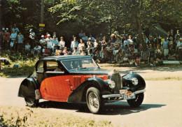 CPM  - BUGATTI  TYPE ATLANTA 1930  - MOLSHEIM  - BAS RHIN 67 - Molsheim