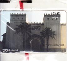 IRAQ(chip) - Iraqi Museum, ITPC Telecard 5000 IQD(No 1), Chip GEM3.3, Mint - Irak