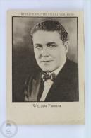 Old Trading Card/ Chromo Topic/ Theme Cinema/ Movie - Spanish Chocolate Advertising  - Actor: William Farnum - Otros