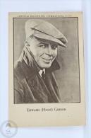 Old Trading Card/ Chromo Topic/ Theme Cinema/ Movie - Spanish Chocolate Advertising  - Actor: Edward (Hoot) Gibson - Otros