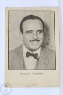 Old Trading Card/ Chromo Topic/ Theme Cinema/ Movie - Spanish Chocolate Advertising  - Actor: Douglas Fairbanks - Otros