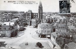 B8017 Moulins - L'eGlise - Moulins