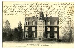 LES ESSARTS  -  Le Château. - Les Essarts