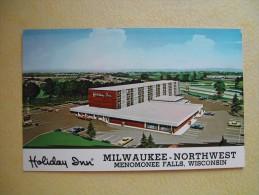 L'Hôtel Hollyday Inn. - Milwaukee