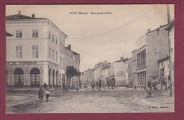 55 - 170914 - VOID - Rue Jeanne D'Arc -  Succursale 158 épicerie Mercerie  - Café Du Commerce - France