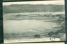 N°176  -  Hendaye  - Dernière Pointe De France Et Fontarrabie ( Espagne )     Eah121 - Espagne