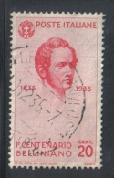 3RG715 - REGNO 1935 , 20 Cent N. 388  . Bellini - 1900-44 Vittorio Emanuele III