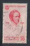 3RG715 - REGNO 1935 , 20 Cent N. 388  . Bellini - Gebraucht