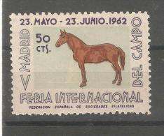Viñeta Feria Internacional Del Campo Madrid - España