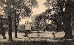 Cpa VILLIERS SUR ORGE, Essonne,  Château De La Maison Rouge´(44.04) - France