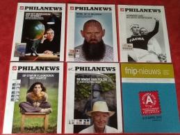 Philanews Jaargang 2010 - Riviste