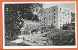 N14/625, Briançon, Le Grand Hôtel, Vieille Voiture, Non Circulée - Briancon