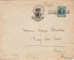 1923,  LETTRE  BELGIQUE , CHAMBRE DES REPRESENTANTS BRUXELLES à FRANCE/1859 - Briefe U. Dokumente