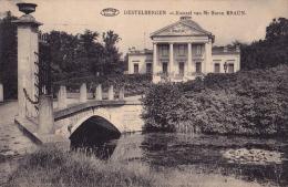 DESTELBERGEN : Kasteel Van Mr Baron Braun - Destelbergen