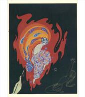 CP Moderne   Oriental Taleby Erté (serigraph 1982) - Women