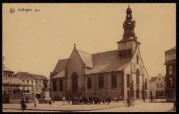 ZOTTEGEM - Kerk Met Volk - Zottegem