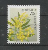 Australien 2014 ,  Australian Flowers - Gestempelt / Used / (o) - - 2010-... Elizabeth II