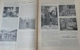 REVUE FRANCAISE1910N�22:L'ERMI TE DE ROTHENEUF/MANUSCRITS V.HUGO/COMPIEGNE PRISE J.D'ARC/BIJOUX ART NOUVEAU