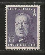 AUSTRIA, 1973, Cancelled Stamp(s), Otto Loewi, MI Nr. 1414 #4102, - 1945-.... 2nd Republic
