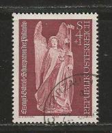 AUSTRIA, 1973, Cancelled Stamp(s), Angel Gabriel, MI Nr. 1434 #4105, - 1945-.... 2nd Republic
