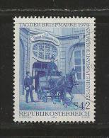 AUSTRIA, 1974, Cancelled Stamp(s), Stampday, MI Nr. 1471, #4112, - 1945-.... 2nd Republic