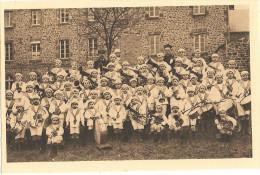 SAINT FRAIMBAULT DE PRIERES -    Fanfare Des Orphelins De St Georges De L´isle  Exécutants De 5 à 12 Ans.  97 - Unclassified
