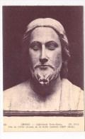 AMIENS - N° 142 - LA CATHEDRALE - TETE DE CHRIST ADOSSEE DE LA PORTE CENTRALE - Amiens